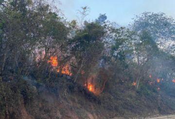 Declaran desastre en Chuquisaca por los incendios y la sequía