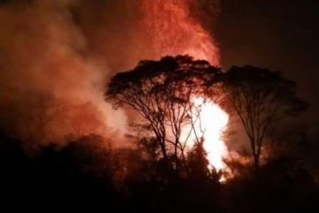 Brigadas de salud se trasladan al Chaco chuquisaqueño para atender a afectados por incendios