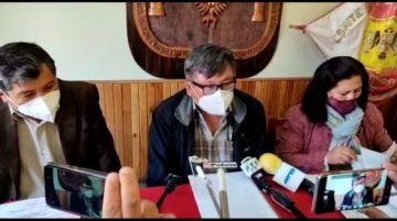 Comcipo convoca a Arce, Mesa y Camacho a un debate en Potosí