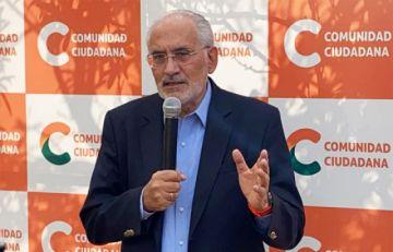 Carlos Mesa denuncia 16 casos de violencia masista contra militantes de CC
