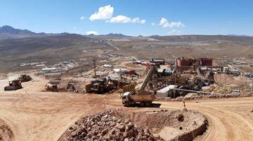 El Potosí está en la Empresa Minera Manquiri