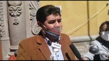Bloqueo en San Antonio continúa, la empresa Andacaba no se reunió en La Paz