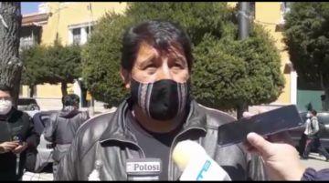 Comunarios de Chasquevillque denuncian supuesto avasallamiento de Porco