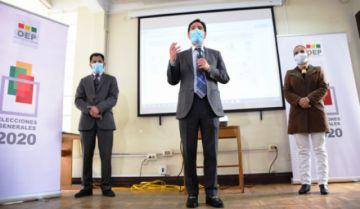 Puertas abiertas de la DNTIC: El TSE avanza en su modernización tecnológica