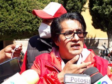 La Federación de la prensa se suma a denuncia de agresión contra periodista de El Potosí