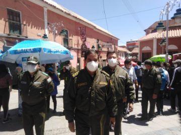 Reportan que 160 policías fallecieron víctimas del coronavirus en Bolivia