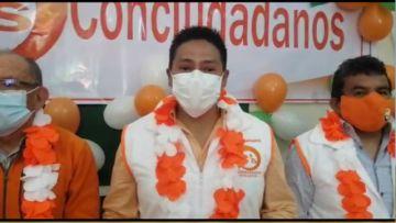 Comunidad Ciudadana en Potosí firmó convenio con agrupación