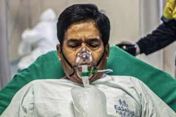 Hospital empieza a usar pruebas moleculares rápidas de covid-19 fabricadas en Perú