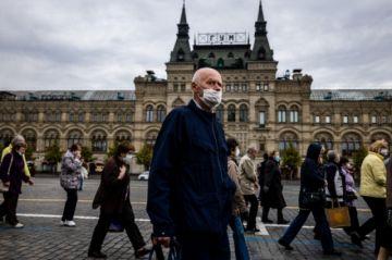 La situación del coronavirus en Rusia se agrava y se acerca a cifras récord