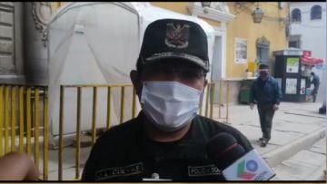 Se levanta el bloqueo en la ruta Potosí Oruro