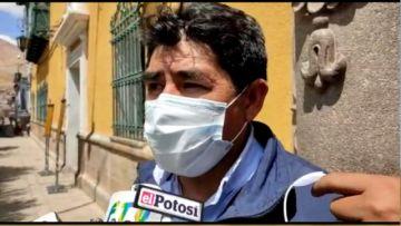 ¿Qué opinión tiene el gobernador de Potosí de Carlos Mesa?