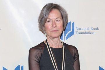 La poeta estadounidense Louise Gluck gana el Nobel de Literatura