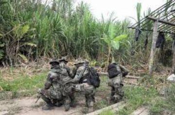 Gobierno denuncia secuestro de tres policías en el Trópico de Cochabamba
