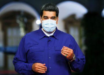 """Maduro denuncia que Colombia entrena """"mercenarios"""" para """"sabotear"""" elecciones"""