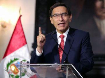 Tras acusación, presidente peruano niega haber recibido pagos ilegales cuando era gobernador