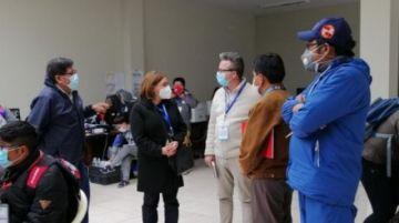 Observadores de la Unión Europea destacan progreso de las actividades electorales en el TED Potosí