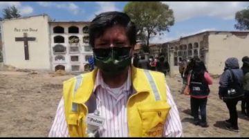 Sepa cuándo le toca visitar el cementerio en Potosí, según su carnet de identidad