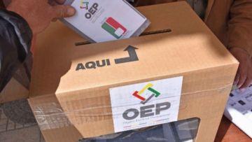 Asambleísta Departamental pide no dispersar el voto