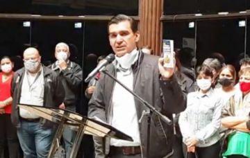 """Leyes denuncia """"golpe municipal"""" y pide al Concejo reconsiderar la suspensión"""