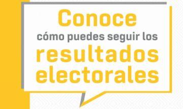 El TSE garantiza un cómputo transparente de los resultados de la elección