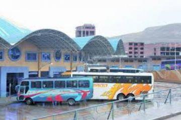 ¿Hasta qué hora se autorizan viajes de y hacia Potosí?