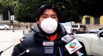 Alcalde de Potosí busca homologación de la mancha urbana