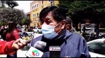 Las maletas electorales ya están en camino a las provincias de Potosí