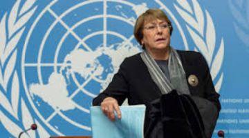 Michelle Bachelet  insta a garantizar elecciones pacíficas en Bolivia