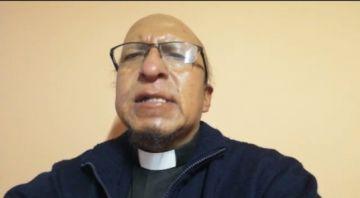 El padre Miguel Albino habla de la hipocresía