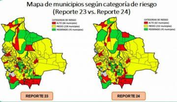 Potosí ocupa el cuarto lugar entre los 10 municipios de mayor riesgo de coronavirus