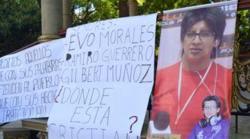Dirigente de la prensa insiste en reabrir caso de la desaparición de periodista Cristian Mariscal