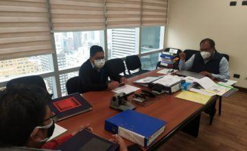 Alcaldía presentó documentos para homologar la mancha urbana