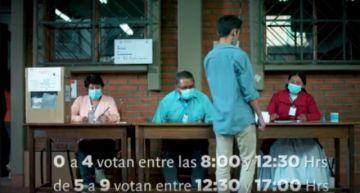 TED Potosí pide a la población ir a votar con compromiso y medidas de bioseguridad