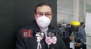 Iglesia católica en Potosí convoca a desarrollar las elecciones en paz