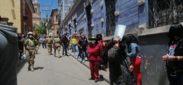 La jornada electoral estuvo marcada por la alta participación