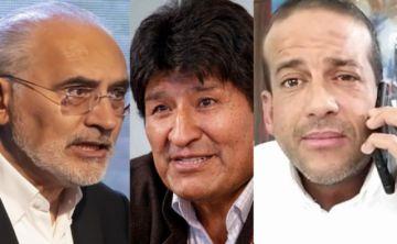 ¿Cómo reaccionaron Mesa, Camacho y Morales tras el retiro del DIREPRE?