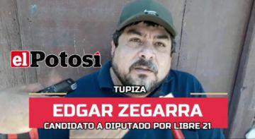 Candidato a diputado de Tuto anuncia amparo constitucional