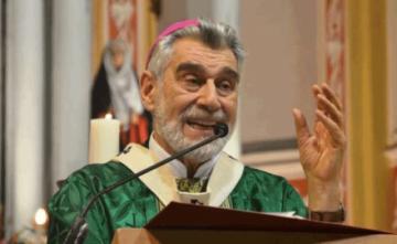 """Monseñor Gualberti insta a votar y """"que este día sea una fiesta de pueblo en armonía y paz"""""""