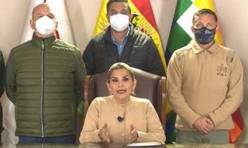 """Jeanine Añez pide paciencia para esperar conteo: """"les aseguro vamos a tener resultados creíbles"""""""