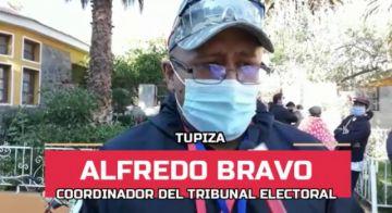 Sigue la duda sobre continuidad de candidato de Tuto en Tupiza