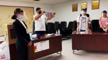 La votación de residentes bolivianos en países de Asia ya se desarrolla