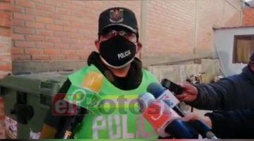 Mujer denuncia que su pareja la amenazó con arma de fuego en Potosí