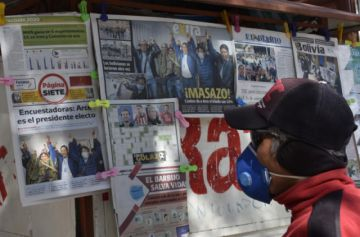 Líderes latinoamericanos saludan triunfo de Arce en Bolivia