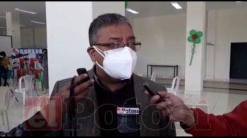 Potosí está en la desescalada de casos de coronavirus