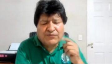 Evo Morales: Los 30 procesos que tengo se van a caer