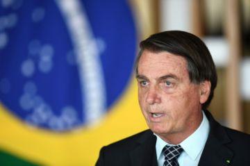 Bolsonaro dice que espera asistir a la investidura de Trump