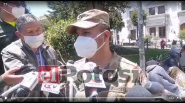 Regimiento Pérez 3 de Infantería no reportó incidentes en trabajo electoral