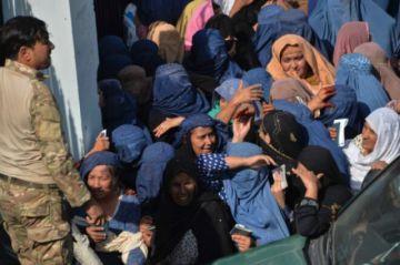 Una emboscada y una estampida dejan varias víctimas en Afganistán