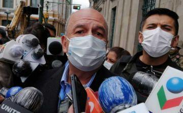 Murillo pide al TSE que dé certidumbre y avisa que no se permitirá violencia
