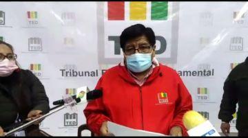 El MAS logra el 57,61 por ciento de apoyo en cómputo oficial en Potosí